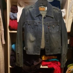 Vintage Levi denim jacket